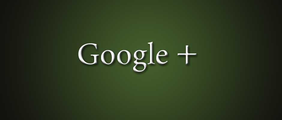 You should care about Google Plus