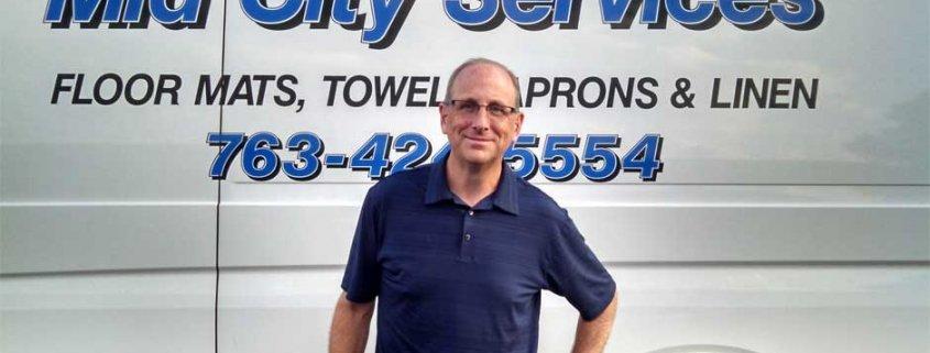 Bill Muske, Mid City Services