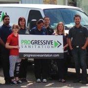 The Progressive Sanitation / Progressive Mat & Uniform Team