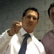 Owner Joe Bozzo, left, and Andrew Laskaris, VP of Sales
