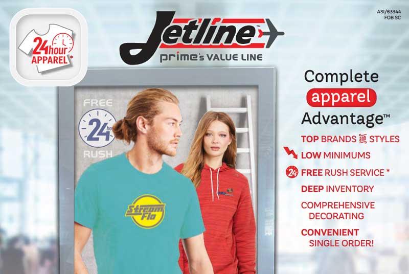 Jetline free 24 hour rush service