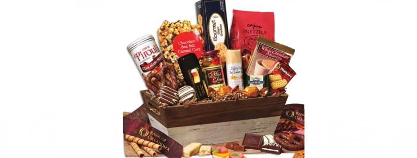 holiday food gifts